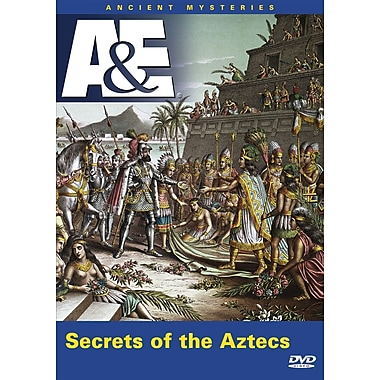 Secrets of the Aztec Empire (DVD)