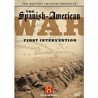 Spanish-American War: First Intervention (DVD)