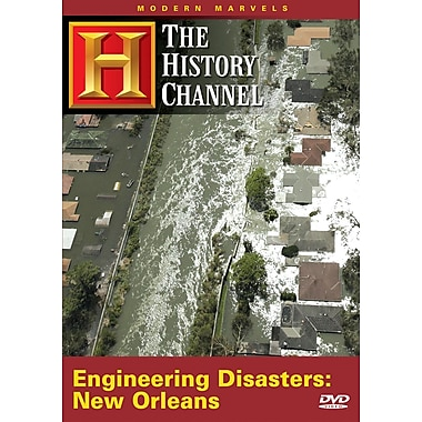 Modern Marvels: Engineering Disasters: New Orleans (DVD)