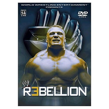 WWE: Rebelion U.K. 200 2 (DVD)