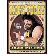 WWE: Mick Foley: Greatest Hits & Misses (DVD)