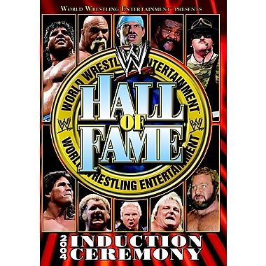 WWE: Hall of Fame (DVD)