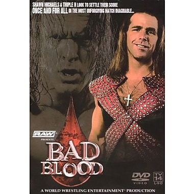 WWE: Bad Blood 2004 PPV (DVD)