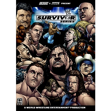 WWE: Survivor Series 2004: Cleveland: Nov. 14, 2004 PPV (DVD)