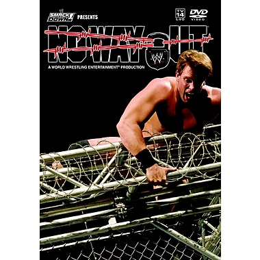 WWE: No Way Out 2005: Pittsburgh, PA: Feb. 20, 2005 PPV (DVD)