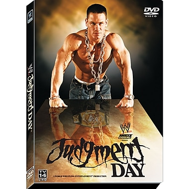 WWE: Judgment Day 2005: Minneapolis, MN: May. 2 2, 2005 PPV (DVD)