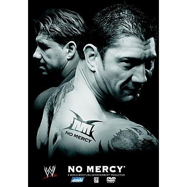 WWE: No Mercy 2005: Houston, TX: October 9, 2005 PPV (DVD)