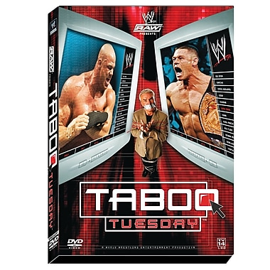 WWE: Taboo Tuesday 2005: San Diego, CA: November 11, 2005 PPV (DVD)