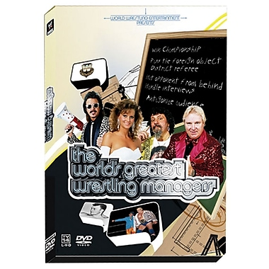 WWE: The World's Greatest Wrestling Managers (DVD)