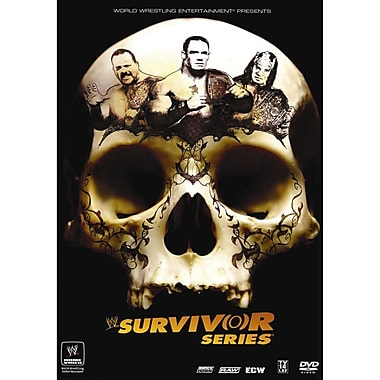 WWE 2006: Survivor Series: Philadelphia, PA: November 26, 2006 PPV (DVD)