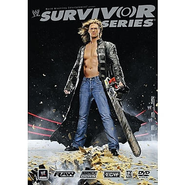 WWE: Survivor Series: Miami, FL: November 18, 2007 PPV (DVD)