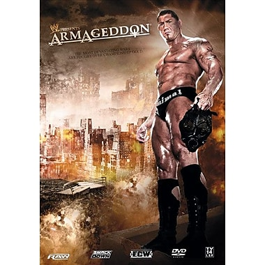 WWE: Armageddon: Pittsburgh, PA: December 16, 2007 PPV (DVD)