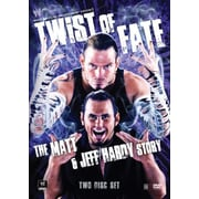 WWE: Twist of Fate: The Matt & Jeff Hardy Story (DVD)