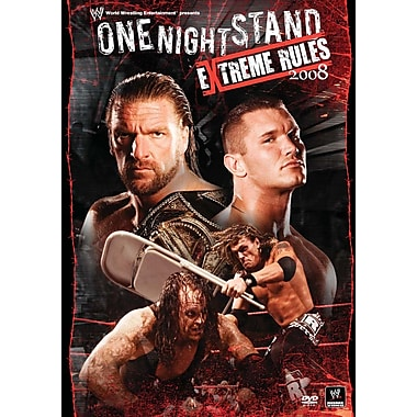 WWE: One Night Stand: San Diego, CA: June 1, 2008 PPV (DVD)