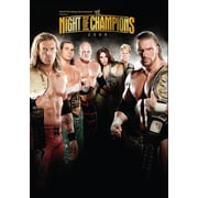 WWE: Night of Champions: Dallas, TX: June 29, 2008 PPV (DVD)