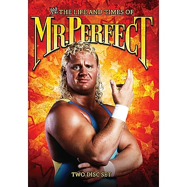 WWE: The Life & Times of Mr. Perfect (DVD)