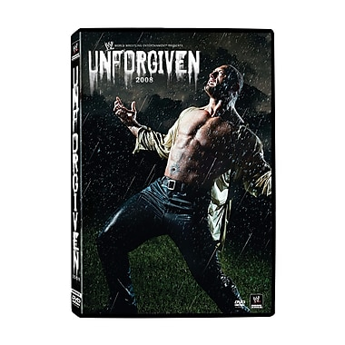 WWE: Unforgiven: Cleveland, OH: September 7, 2008 PPV (DVD)