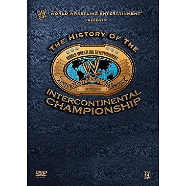 WWE: The History of The Intercontinental Championship (DVD)