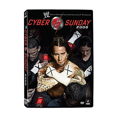 WWE: Cyber Sunday 2008: Phoenix, AZ: October 26, 2008 PPV (DVD)