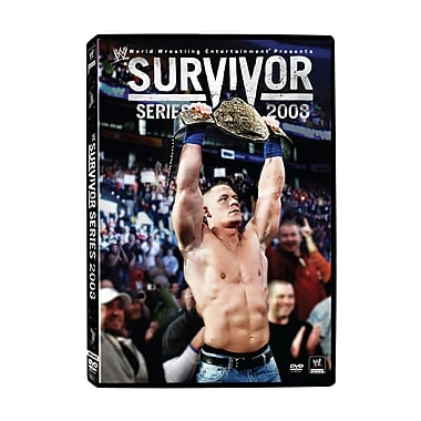 WWE: Survivor Series: Boston, MA November 23, 2008 PPV (DVD)