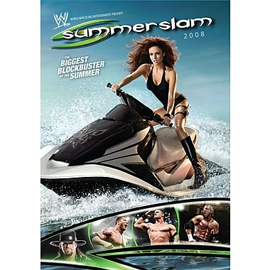 WWE: Summerslam 2008: Indianapolis, IN: August 17, 2008 PPV (DVD)