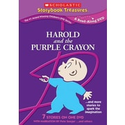 Harold and the Purple Crayon.... and more great stories to spark the imagination (DVD)