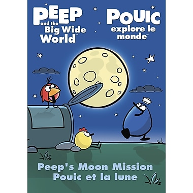 Peep and the Big Wide World - Peep's Moon Mission (DVD)