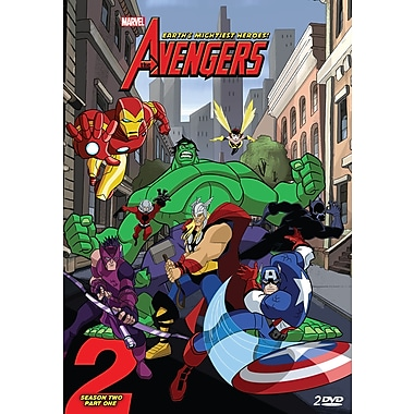 Avengers, The - Earth's Mightiest Heroes - Season 2 - Volume 1 (DVD)