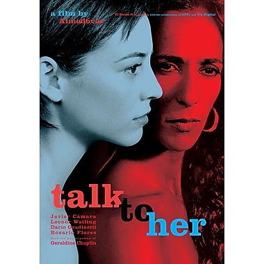 Talk To Her (Hable Con Ella) (DVD)
