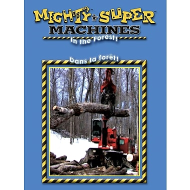 Mighty Machines: In The Forest! (DVD)