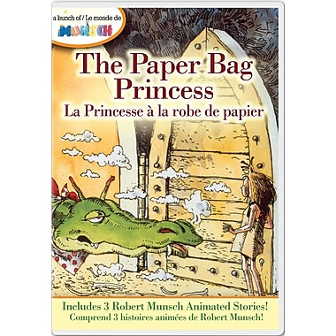 Paper Bag Princess (DVD)