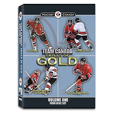 Team Canada Skills of Gold Volume 1 (DVD)