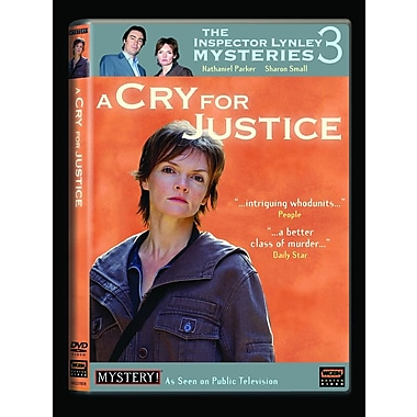 Inspector Lynley Mysteries 3: A Cry For Justice (DVD)