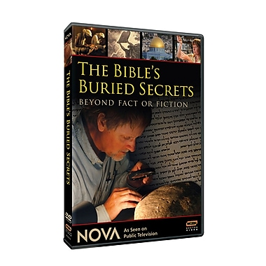 The Bible's Buried Secrets (DVD)