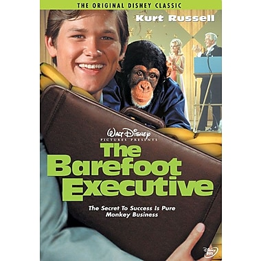 The Barefoot Executive (DVD)