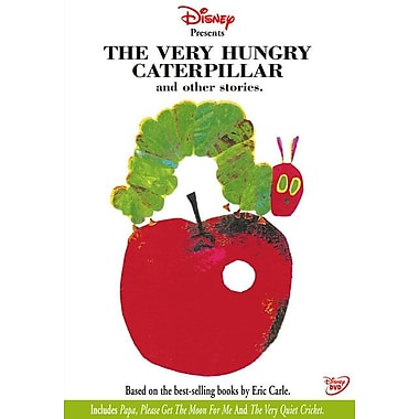 Very Hungry Caterpillar and Other Stories (DVD)