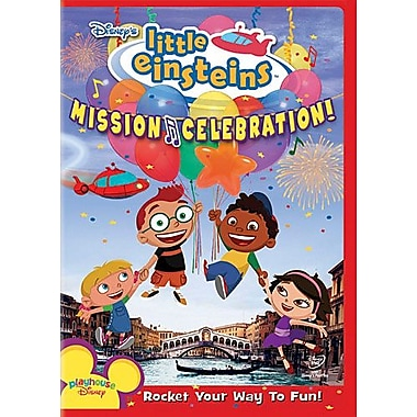 Little Einsteins: Mission Celebration! (DVD)