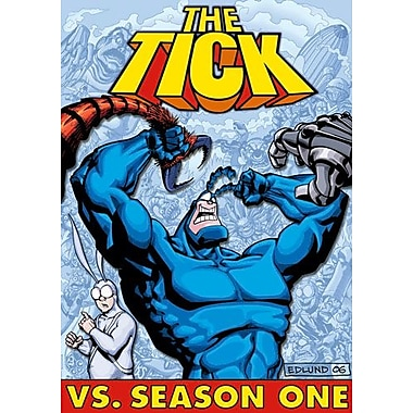 Tick vs Season One (DVD)