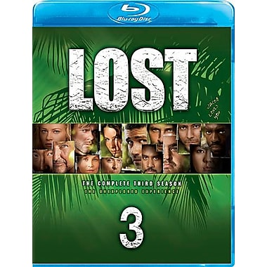 Lost: The Complete Third Season (Blu-Ray)