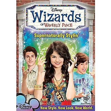 Wizards of Waverly Place: Supernaturally Stylin' (DVD)