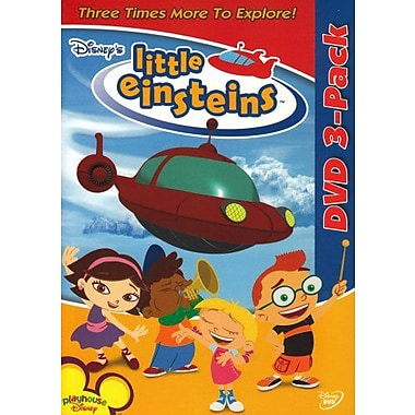 Disney Little Einsteins 3-Pack Volume 1 (DVD)