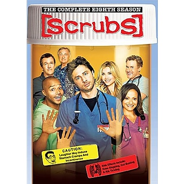 Scrubs: The Complete Eighth Season (DVD)