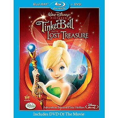 Tinker Bell and The Lost Treasure (Blu-Ray + DVD)