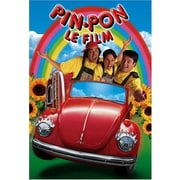 Pin-Pon Le Film (DVD)