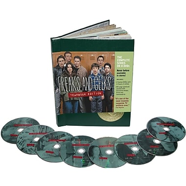Freeks and Geeks Yearbook Edition (DVD)