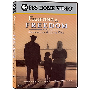 Freedom - A History of US - Fighting for Freedom (DVD)