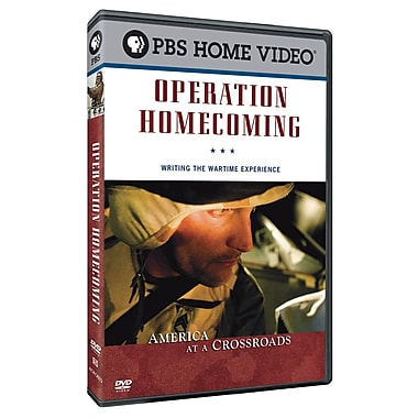 America At A Crossroads - Operation Homecoming - Writing the Wartime Experience (DVD)