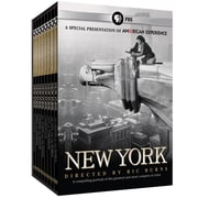 New York: A Documentary Film by Ric Burns (DVD)