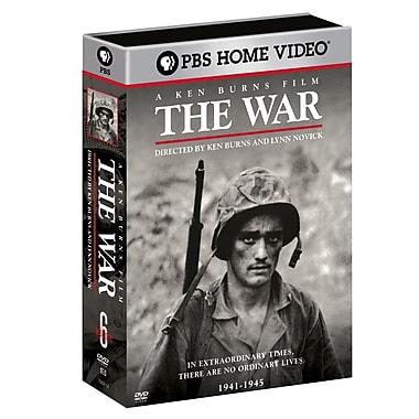 Ken Burns: The War (DVD)