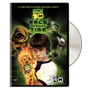 Ben 10 Race Against Time (DVD)